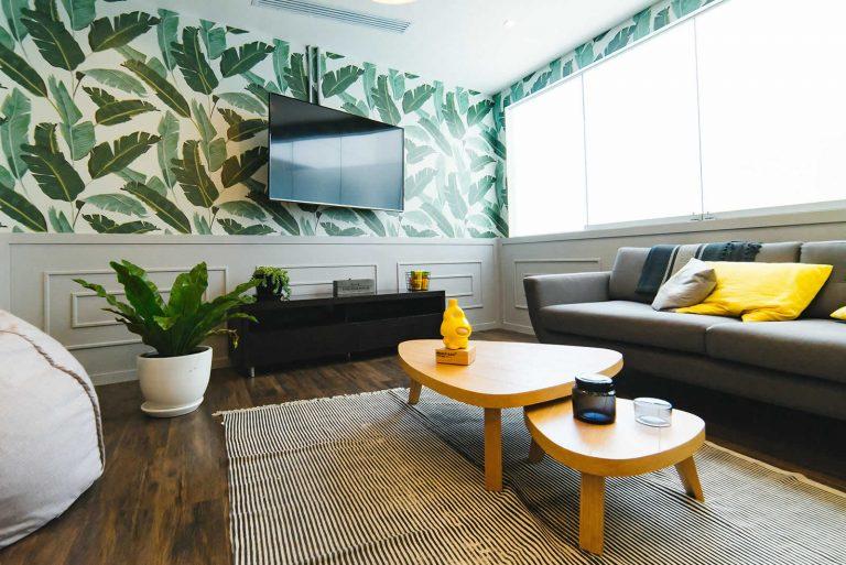 Contempory Living Room